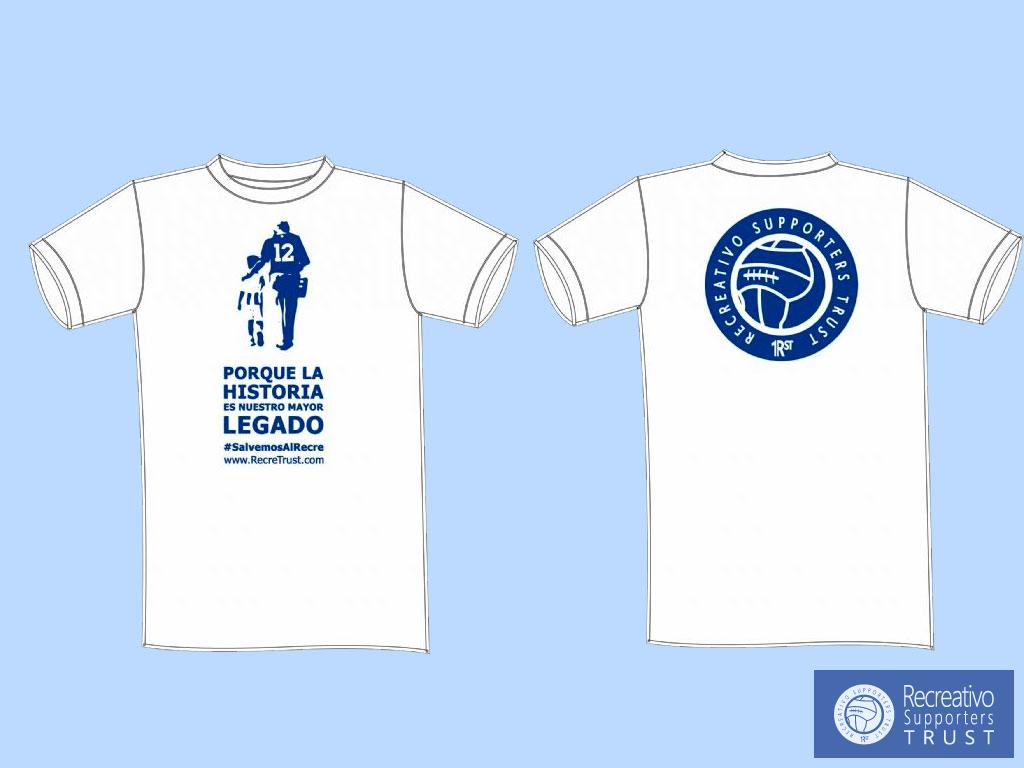 Camiseta RecreTrust